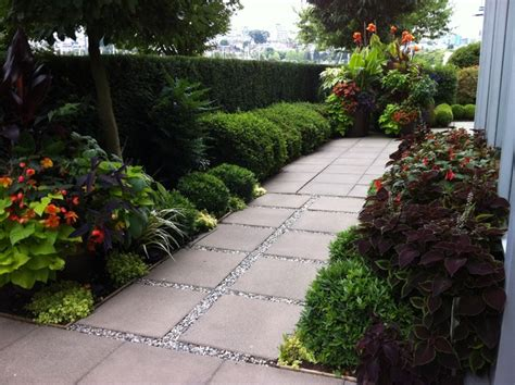 modern tropical garden 2013 tropical landscape vancouver by glenna partridge garden design