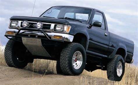 Lift Kit For 1990 Toyota Toyota Truck Lift Kit 1986 1995 4x4 4 Quot Kits By Tuff