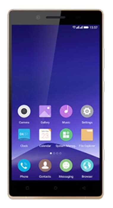 mobile themes gionee gionee elife e8 overview