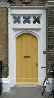 mustard front door door s pinterest