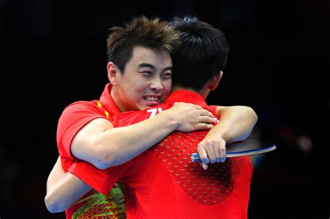 wang hao pictures olympics day 12 table tennis zimbio