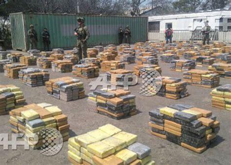 Record Criminal Colombia Colombia Reporta Incautaci 243 N R 233 Cord De Coca 237 Na Rumbo A Espa 241 A