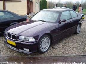 Bmw E36 Information About Amazing Bmw Bmw E36 M3