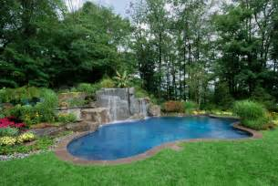 landscaping around a pool pool landscape ideas pool design ideas pictures