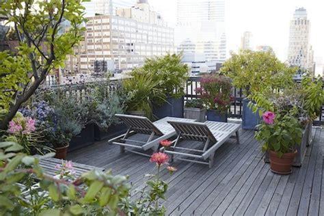 beautiful terrace garden (4) Balcony Garden Web