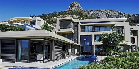 top 10 most exclusive estates for south africa s ultra rich moondance an unrivalled luxury villa opens sa d 233 cor design
