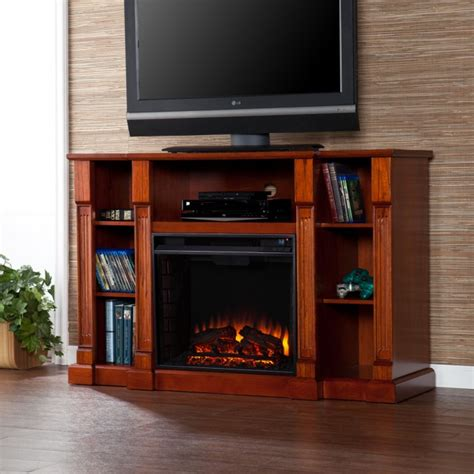 Sears Electric Fireplace Decoration Cool Sears Electric Fireplace For Your Contemporary Family Room Ideas