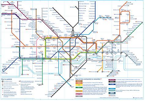 underground station map kensington olympia map