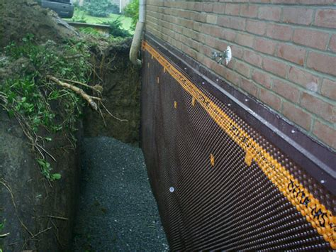 waterproofing drainrooter plumbing
