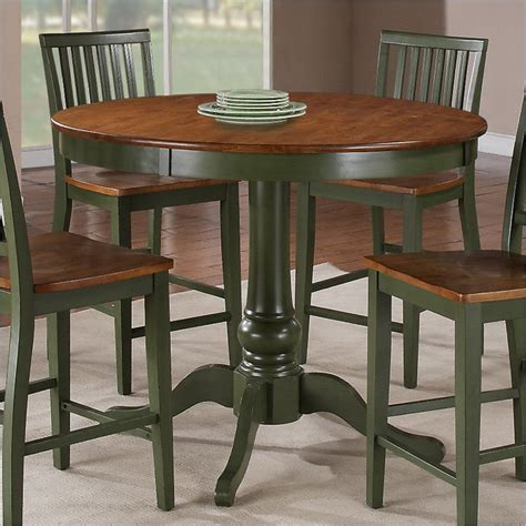 Counter Dining Table by Steve Silver Company Candice Counter Height Dining