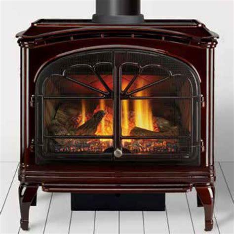 heat glo tiara ii gas stove best hearth patio