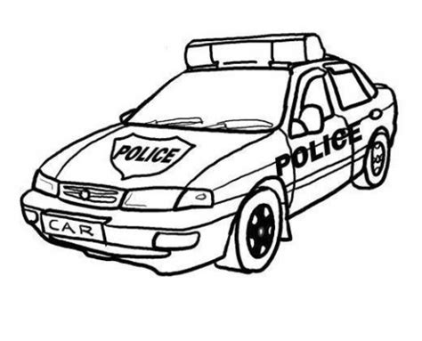 coloring pages of cop cars get this printable police car coloring pages online 46714
