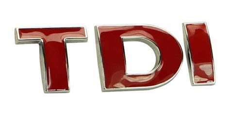 3b Auto Logo by Tdi Rot Vw Passat 3b 3bg Gp 3c Cc Eos Motor Heck Emblem