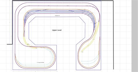 subdivision layout software free bnsf riverdale subdivision in n scale layout plan first