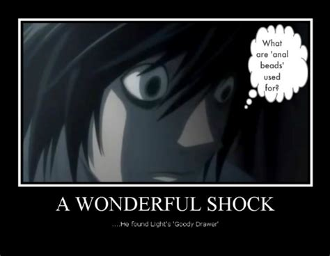 fun l top 15 hilarious death note memes myanimelist net