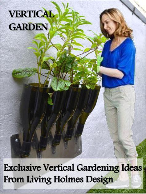 Vertical Gardening Pdf Exclusive Vertical Gardening Ideas From Living