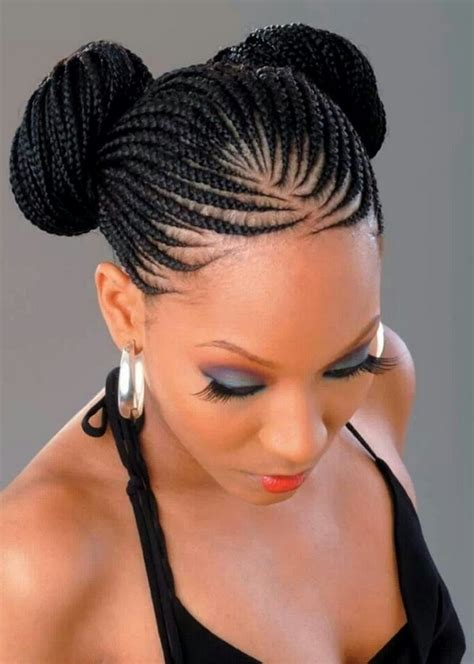 latest hairstyles gallery new african cornrow braid styles