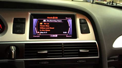 Audi A6 Mmi Radio Plus by Aktivera A2dp F 246 R Audi Ami I Mmi 3g Mmi 3g Radio Plus