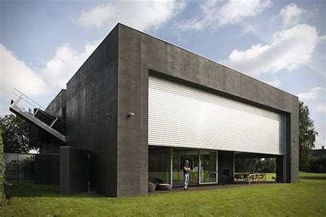 safe house design safe house zombie proof fortress in poland hiconsumption