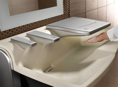 bradley sink with dryer sistema de lavamanos quot todo en uno quot advocate serie av