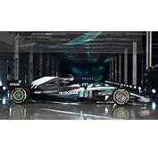 F1 Mercedes AMG Reveals 2018 W09 EQ Power  Championship