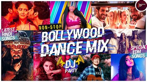 hindi remix mashup songs  march nonstop dj party mix