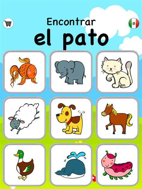 fotos animales juegos animales juego educativo gratis para ni 241 os divertirse y