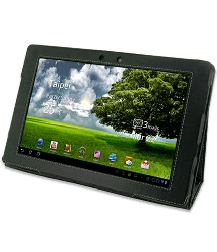 Tablet Asus All Type pdair leather for asus eee pad transformer tf101