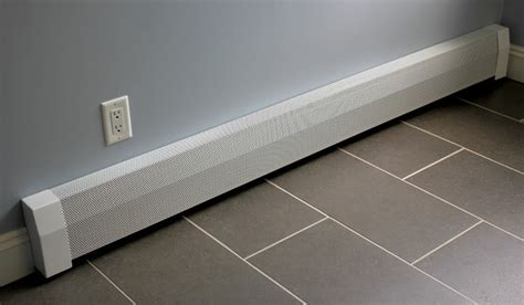 Modern Bathroom Heating Baseboarders The Easy Slip On Baseboard Heater Covers