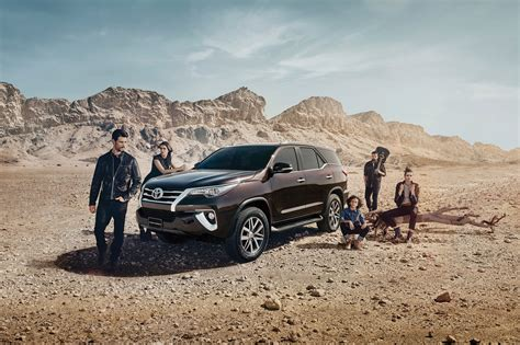 toyota middle east 2016 toyota fortuner launched in dubaimotoring middle east