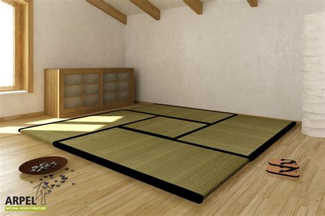 tatami pavimento come rivestire il pavimento della tua casa con tatami