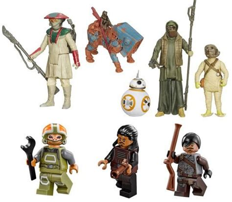 Lego Bootleg Wars The Awakens what friday revealed about the awakens