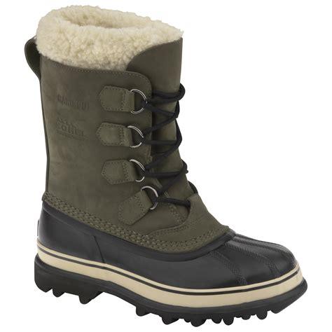 sorel womens caribou winter boot