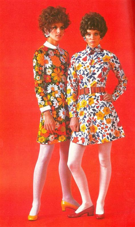 60s Wardrobe Fashion by Psychedelic 60s Les Sixties Album 2