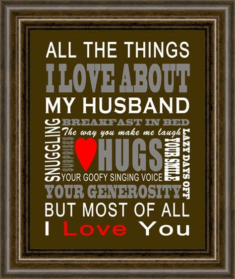 valentines ideas for husband 11x14 quot personalized valentines day gift gifts for him