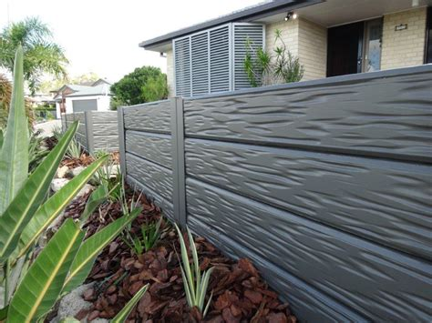 Concrete Sleeper Retaining Wall Installation by Retaining Walls Adelaide Best Service Cheapest Prices