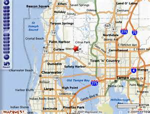 florida toll roads map