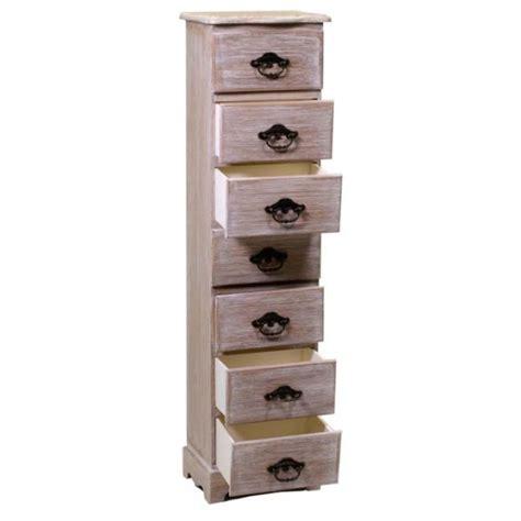 piccole cassettiere cassettiera alta e stretta legno stoccarda