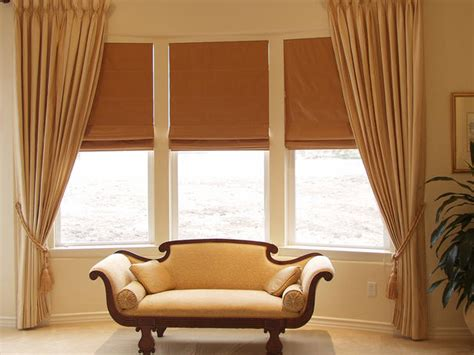 how to dress a window without curtains how to dress up your bay windows realty times