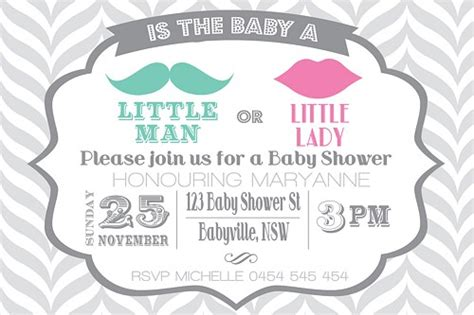 Unisex Baby Shower by Unisex Baby Shower Invites Theruntime