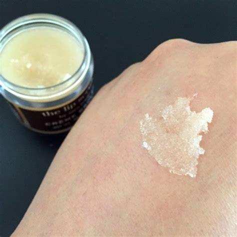 Lip Scrub Happ happ creme brulee the lip scrub review a sweet