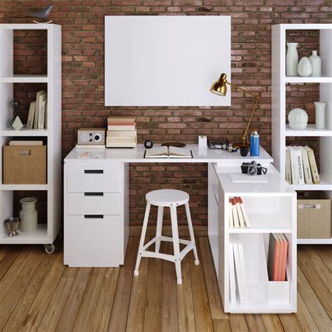 Petit Bureau Moderne by Am 233 Nagement D Un Petit Bureau 50 Id 233 Es Pour Maximiser L
