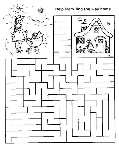 Free Ways To Find Printables Free Printable Mazes For All Network Free Hostingview Info