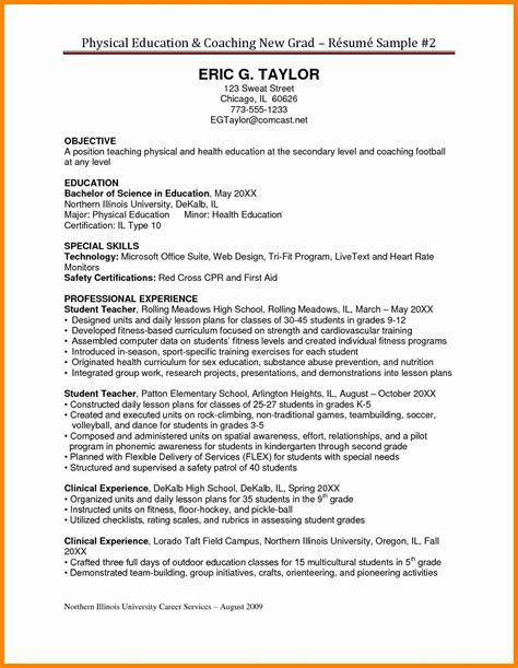 high school football coach resume sle 12 health coach resume resume type