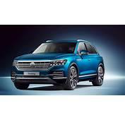 New VW Touareg Techy Flagship SUV Revealed In Beijing