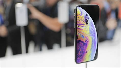 on with the iphone xs iphone xs max and iphone xr
