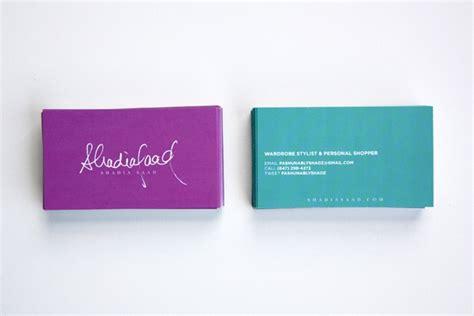 contoh design kartu nama simple gambar desain kartu nama terbaru