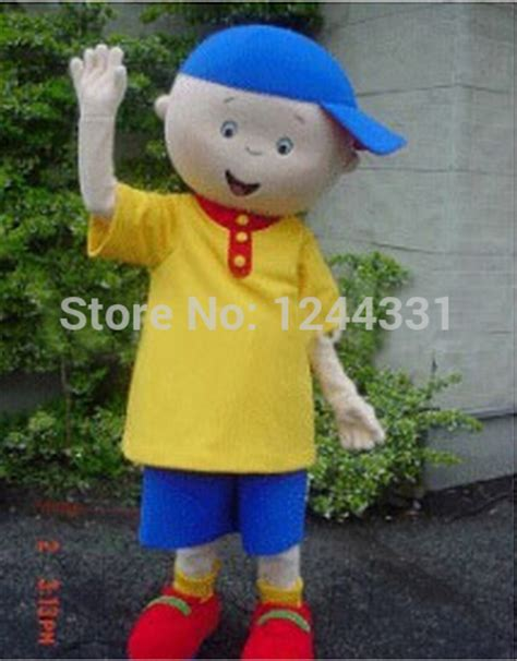 Promo Mascot Squishy Potato Boy And selling 2015 caillou boy mascot costume characters mascot costume costume ems in