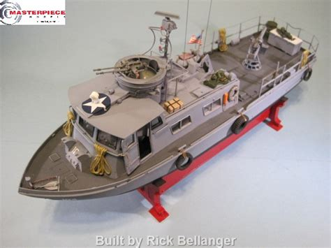 swift boat model kit pcf swift boat 1 35th scale masterpiece models
