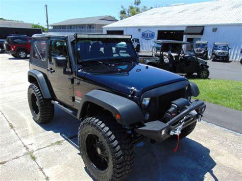 Brand New Jeep 1c4ajwag7gl220499 2016 Jeep Jk Sport Brand New W Tons Of